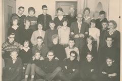 Fotoalbum Sytse Alberda, 009, Ambachtskoalle, mei Sytse Alberda
