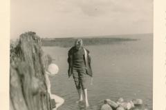 Fotoalbum Sytse Alberda, 012, By de Iselmar, juni 1962