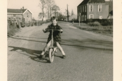 Fotoalbum Sytse Alberda, 023, De Dille fanôf Easterwierrum besjoen, Juny 1962