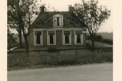 Fotoalbum Sytse Alberda, 025, Hûs fan famylje Alberda, Septimber 1962