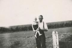 Fotoalbum Sytse Alberda, 041, Sytse Alberda mei syn heit