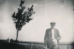 Fotoalbum Sytse Alberda, 043, Sytse Alberda