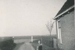Fotoalbum Sytse Alberda, 047, Sytse Alberda op de autopet