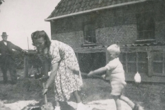 Fotoalbum Sytse Alberda, 063, Hieke en Sytse