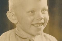 Fotoalbum Sytse Alberda, 089, Sytse, maaie 1952