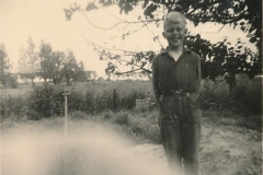 Fotoalbum Sytse Alberda, 098, Sytse, 8 july1955