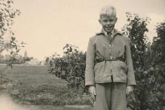 Fotoalbum Sytse Alberda, 099, Sytse, sept1955
