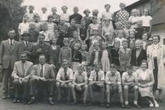 Fotoalbum Sytse Alberda, 101, Skoallefoto 1955