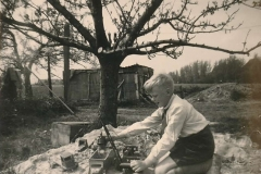 Fotoalbum Sytse Alberda, 103, Simmer 1956
