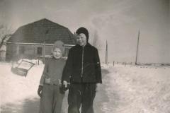 Fotoalbum Sytse Alberda, 106, Dec 1956