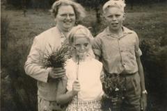 Fotoalbum Sytse Alberda, 116, Drinte, 1959