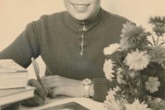 Fotoalbum Sytse Alberda, 120, 1e klasse MLO Snits,1960