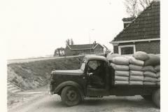 Fotoalbum Sytse Alberda, 132, frachtwein fan fam. Alberda, op de Dille 2, 29-05-1969