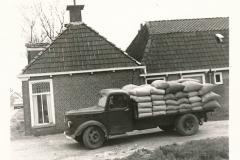 Fotoalbum Sytse Alberda, 135, frachtwein fan fam. Alberda, 29-05-1969