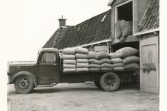 Fotoalbum Sytse Alberda, 137, frachtwein fan fam. Alberda, 29-05-1969
