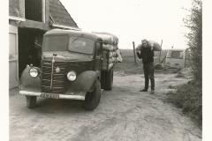 Fotoalbum Sytse Alberda, 142, frachtwein fan fam. Alberda, 29-05-1969