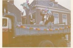 Fotoalbum Tryntsje van der Meer, 001, Karnaval 1972