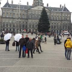 Histoaryske Kommisje nei it Van Loon Museum yn Amsterdam