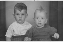 Fotoalbum Jan en Elske, 015, 76 Gerard en Yeb