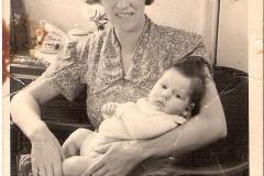 Fotoalbum Jan en Elske, 016, 75 Liesbeth mei Gerard