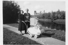 Fotoalbum Jan en Elske, 017, 74b By de Brielse dom