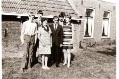 Fotoalbum Jan en Elske, 028, 65 Meinte en Marijke 25 jier troud