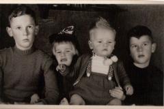Fotoalbum Jan en Elske, 032, 62 Yeb, Ytsje, Germ en Thijs