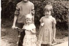 Fotoalbum Jan en Elske, 038, 56 Wieke, Aggie en Bettie