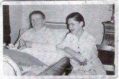 Fotoalbum Jan en Elske, 062, 39 Beppe Wytske en Agatha