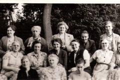 Fotoalbum Jan en Elske, 066, 35 KVG mei Agatha en Marijke