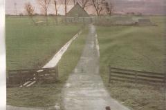 Fotoalbum Jan en Elske, 084, 17 Pleats Âld Skou