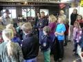 23062015 - Kinderen Folefinne naar het boekenhuisje (9)