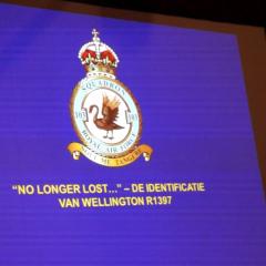 Lêzing crash Wellington en fleanfjild Fliegerhorst Ljouwert yn de twadde wrâld oarloch