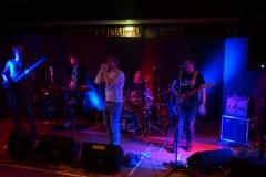 Fotoalbum Geart Siesling - 001 - Muzykband Rauzer - 24 febrewaris 2018