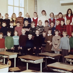 Skoallefoto's 1970