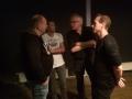 Fotoalbum Piet Boersma, 010, Spykerslaan mei coverband Roam2Room