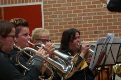 Utwikselingskonsert Fanfarekorps Ons Ideaal en Shantykoor De Warringers