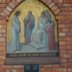 Ynterieur Rooms Katolike Tsjerke Easterwierrum