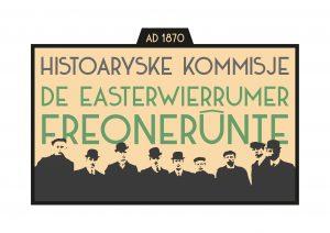 001.1 Logo Histoaryske Kommisje Easterwierrum 02