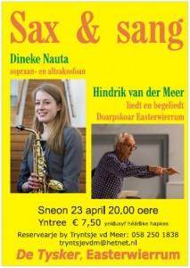 Konsert Dineke Nauta