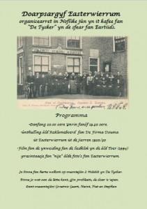 Histoaryske Kommisje Easterwierum, útnoeching, 2 maaie 2014