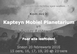 Kapteyn Mobiel Planetarium