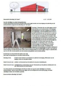 Nijsbrief de Tysker - Decimber 2009 nr. 12