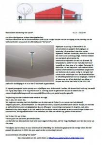 Nijsbrief de Tysker - Decimber 2009 nr. 13