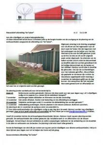 Nijsbrief de Tysker - Novimber 2009 nr 1