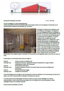 Nijsbrief de Tysker - Novimber 2009 nr 10