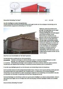 Nijsbrief de Tysker - Novimber 2009 nr 8