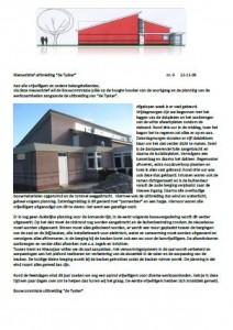 Nijsbrief de Tysker - Novimber 2009 nr 9