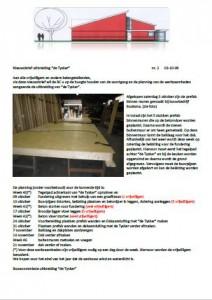 Nijsbrief de Tysker - Oktober 2009
