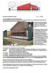 Nijsbrief de Tysker - Oktober 2009 Nr. 5